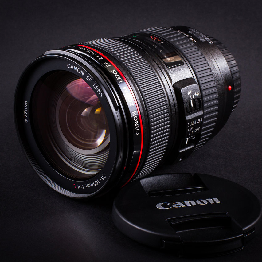 Canon EF 24-105mm f/4L IS USM - 150 руб/час
