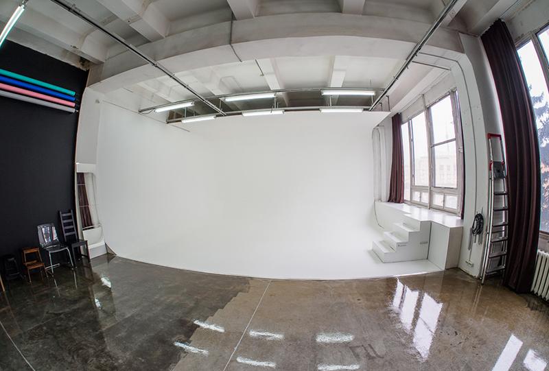 Фотофабрика, фотографии фотостудии в аренду, студия 4